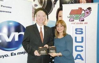 Grupo Sucasa hizo entrega de grabación a TVN Canal 2